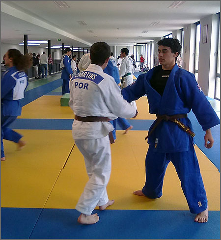Emanuel Martins treinou em Viseu