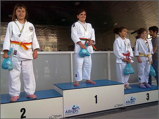 Judo do Sabugal vai somando medalhas