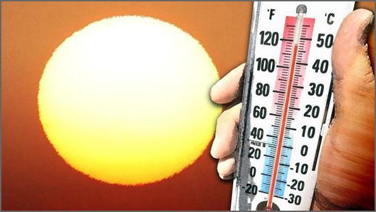 Fazer face às ondas de calor