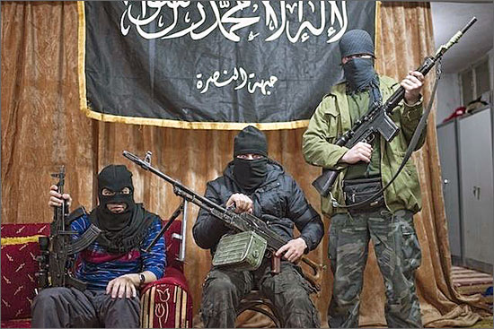 O dinheiro dos resgates financia vários grupos de jihadistas