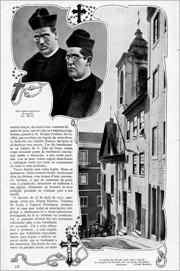 2 - Reportagem da revista «Ilustração Portuguesa» de 10 de Outubro de 1910 sobre o encerramento do Colégio de Aldeia da Ponte - Adérito Tavares - Capeia Arraiana