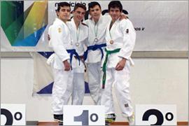 Judo do Sporting Clube do Sabugal em Vagos