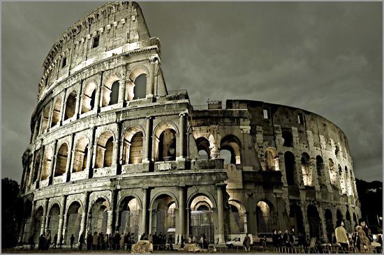 Coliseu de Roma - César Cruz - Capeia Arraiana