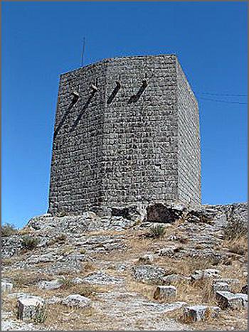Torre de Menagem do Castelo da Guarda