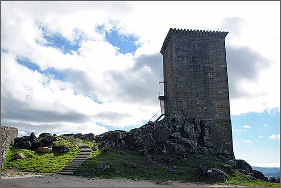 Há 276 anos a torre de menagem de Penamacor explodiu e ficou destruída