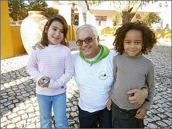 O Padre Carlos Nunes, do Sabugal, é o principal organizador do encontro