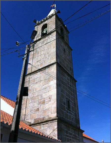 Torre da igreja do Casteleiro