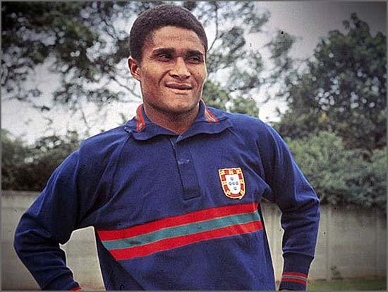 Eusébio da Silva Ferreira morreu há 2 anos