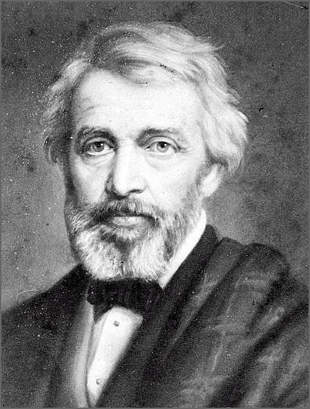 Thomas Carlyle morreu há 135 anos