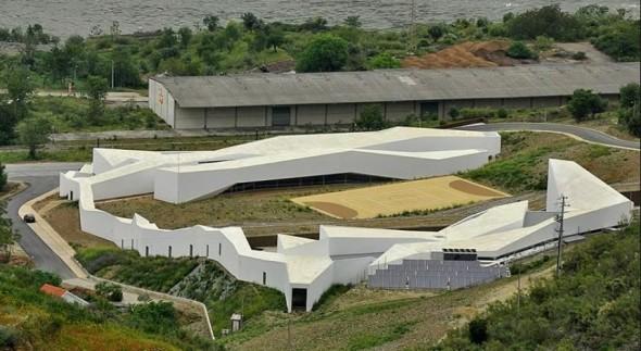 Centro de Remo de Alto Rendimento do Pocinho - Capeia Arraiana