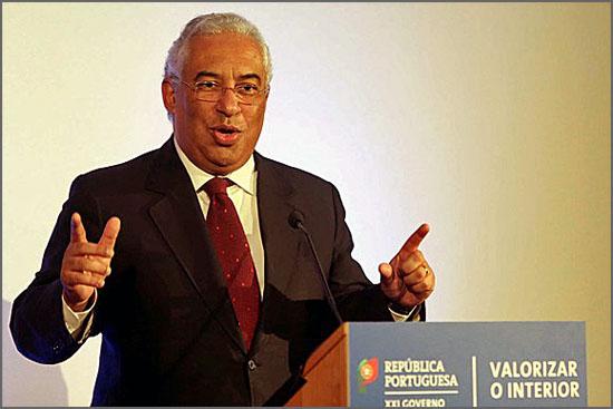 António Costa anunciou em Idanha-a-Nova uma política diferente para o Interior