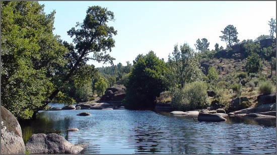 Rio Coa, antes chamado Rio Cuda