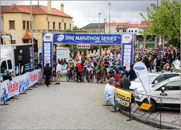 Mêda UCI World Marathon Series
