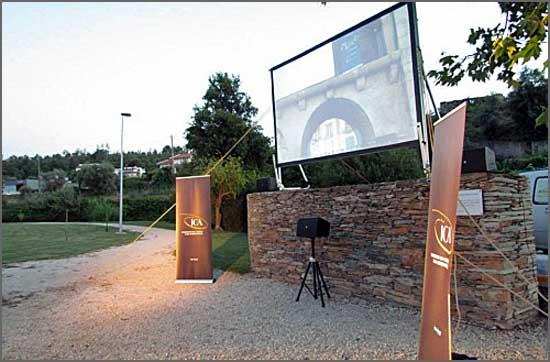 Iniciativa do ICA leva cinema ao interior do país