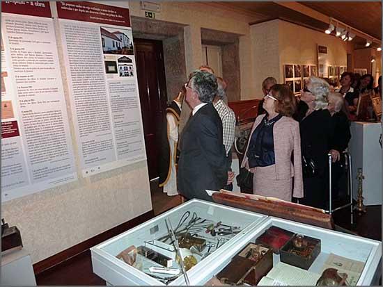 A exposição pode ser visitada até 25 de Setembro