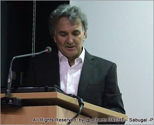 Alberto Paché - Candidato à Câmara Municipal do Sabugal - Capeia Arraiana