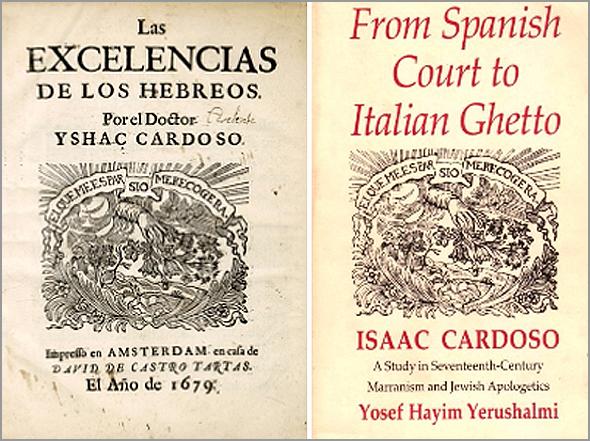 Isaac Cardoso - Joaquim Tenreira Martins - Capeia Arraiana
