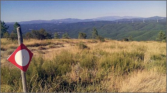 O chão contiguo da Serra, onde a natureza se renova