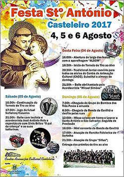 Casteleiro - Festas 2017