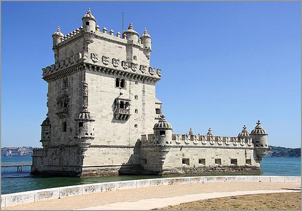 Torre de Belém em Lisboa é património mundial da Unesco desde 1983 - Capeia Arraiana