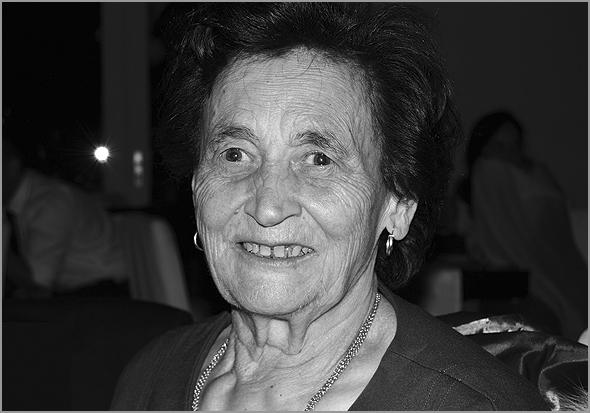 Maria Gracinda Leitão Lages - Ruivós - Capeia Arraiana