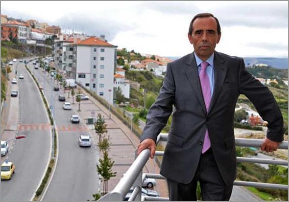 Álvaro Amaro, presidente da Câmara Municipal da Guarda - Capeia Arraiana
