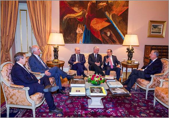 Movimento pelo Interior foi recebido pelo Presidente da República, Marcelo Rebelo de Sousa - Capeia Arraiana