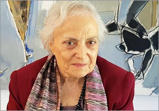 Laura Soveral (1933-2018) - Capeia Arraiana