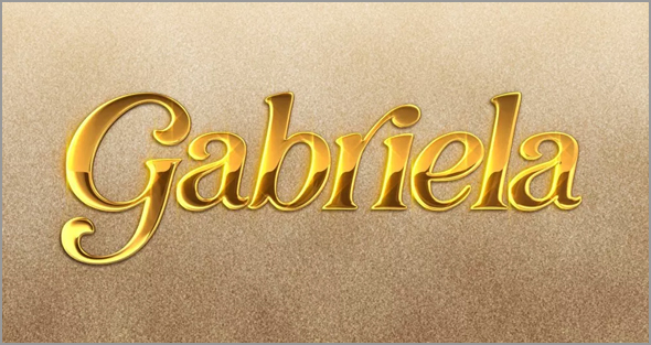 Telenovela Gabriela - Capeia Arraiana
