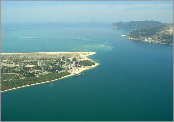 O Estuário do Sado - Capeia Arraiana