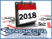 Retrospectiva do Ano - 2018 - Capeia Arraiana
