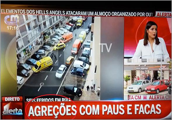 Agressões à Língua Portuguesa - Capeia Arraiana