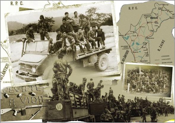 Imagens de Abril em Cabinda, 1974 - Capeia Arraiana