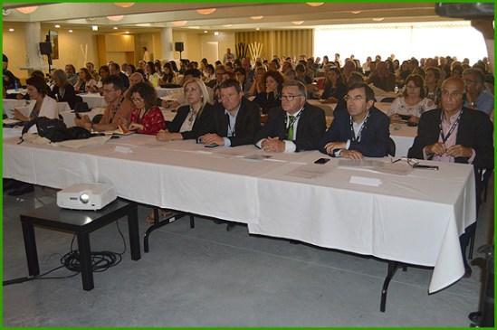 Sandra Fortuna (vereadora da CM Sabugal), António Beites Soares (presidente da CM Sabugal) e Vítor Proença (vice-presidente da CM Sabugal)