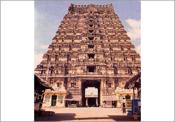 Templo de Canchipuram