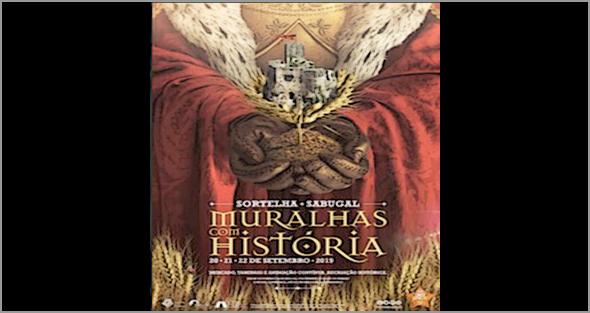 De 20 a 22 de setembro: em Sortelha - Muralhas com História