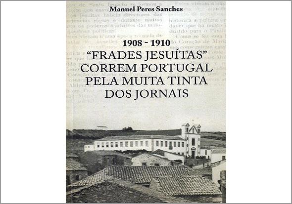 Capa do livro de Manuel Peres Sanches