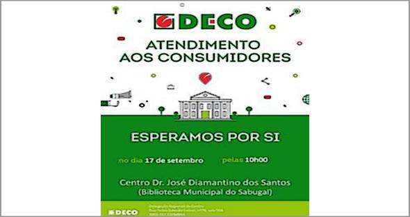 Sabugal: Gabinete de Apoio ao Consumidor, no Centro Dr. José Diamantino dos Santos