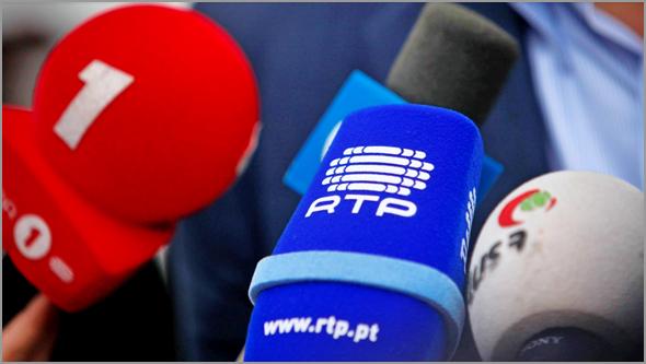 A RTP 1 voltou a baixar nas audiências...