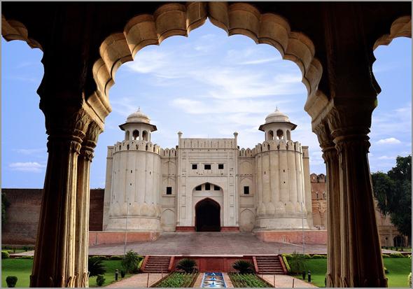 Templo de Lahore