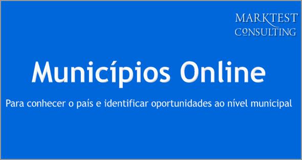 Municípios Online da Marketest