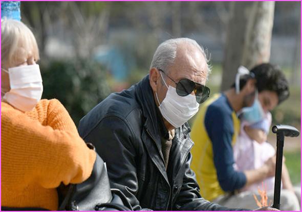 Restrições em visitas a lares de idosos devido ao coronavírus
