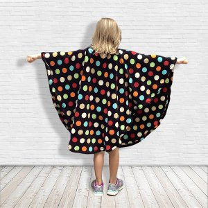 child hospital gift poncho cape