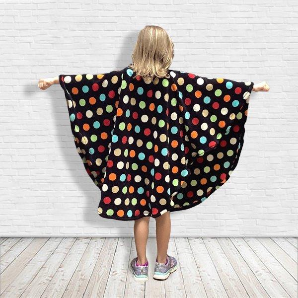 child hospital gift poncho cape