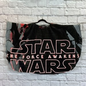 Child Hospital Gift Fleece Poncho Cape Ivy Star Wars™ The Force Awakens