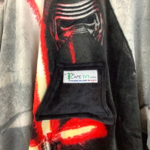 Hospital Gift Star Wars™ Force Awakens poncho Cape Ivy