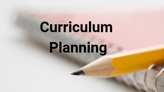 ofsted curriculum planning