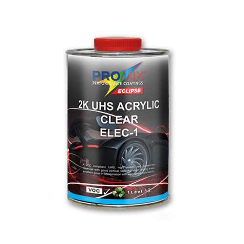 ECLIPSE-UHS ACRYLIC CLEAR LACQUER  (1LT)