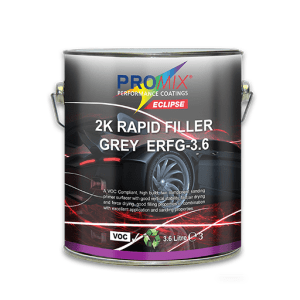 ECLIPSE-RAPID FILLER PRIMER LIGHT GREY    (3.6LT)