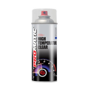 PROMATIC CLEAR HIGH TEMPERATURE AEROSOL (400ML)